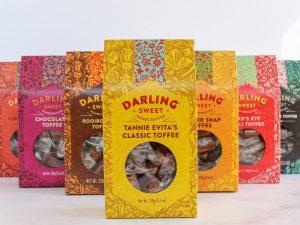 Darling Sweet Toffees