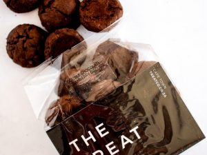 Double Chocolate Cranberry Biscuits (400g)